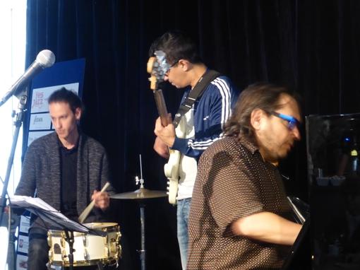 Mike del Ferro Trio 4