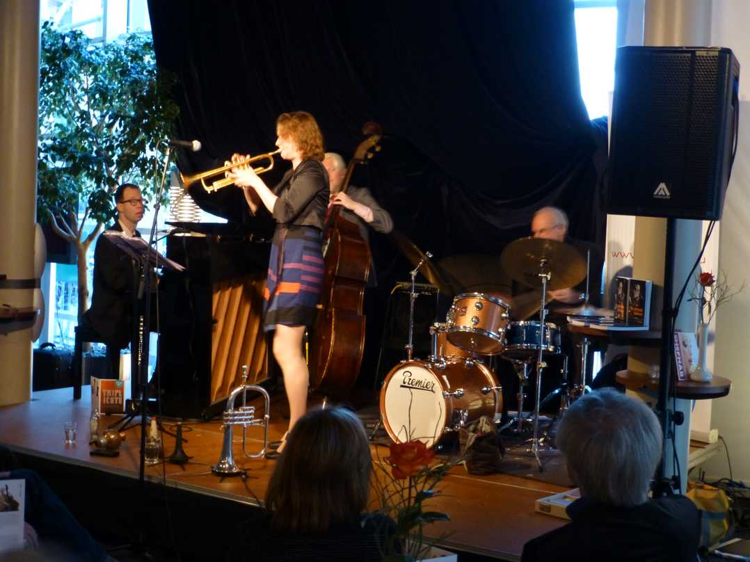 Ellister van der Molen Kwartet 13 jan 2013-9