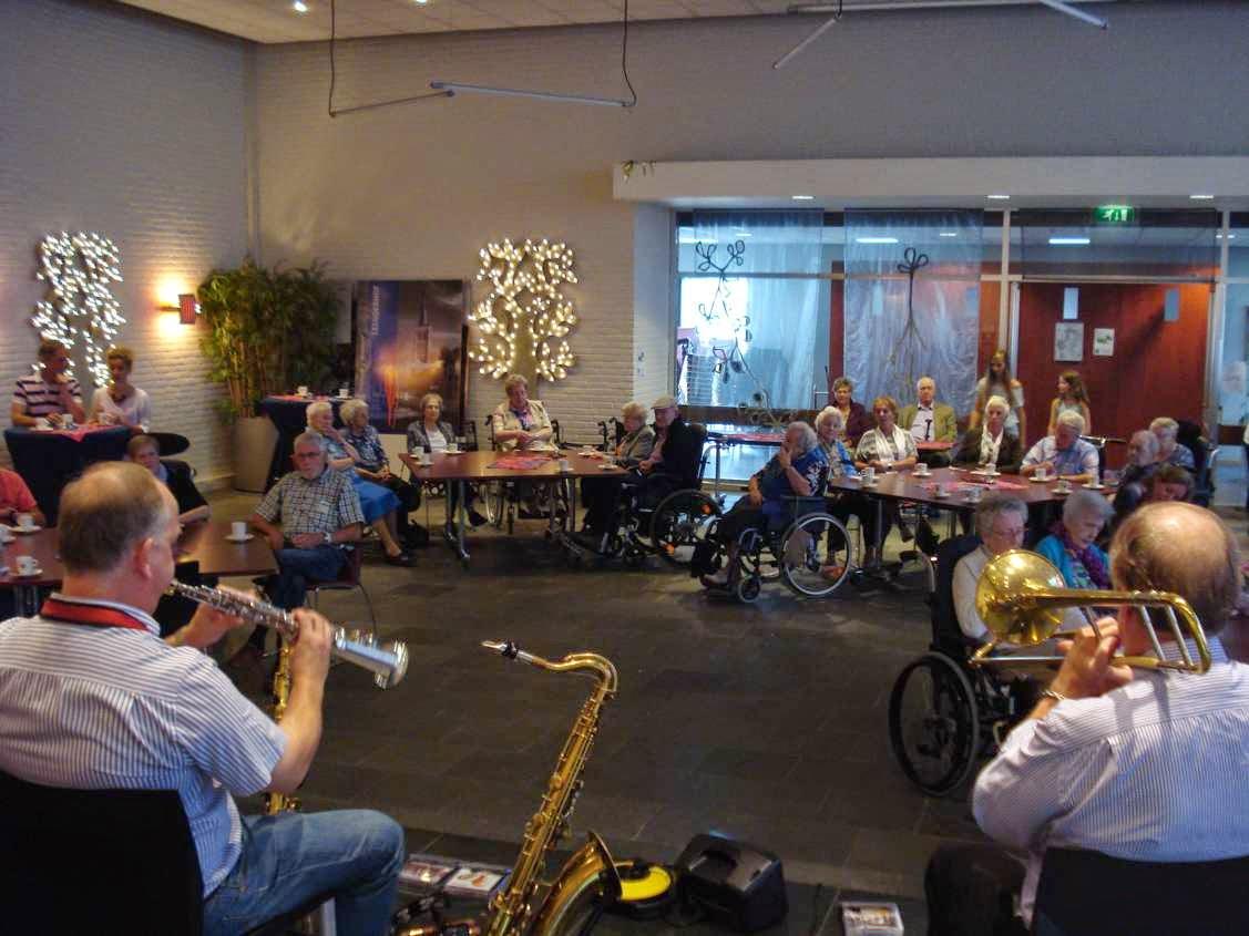 Jos de Brouwer International All Stars Quartet- 31 augustus 2014-1