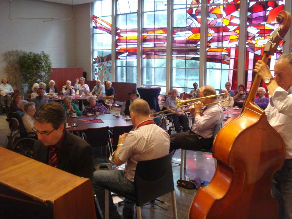 Jos de Brouwer International All Stars Quartet- 31 augustus 2014-2