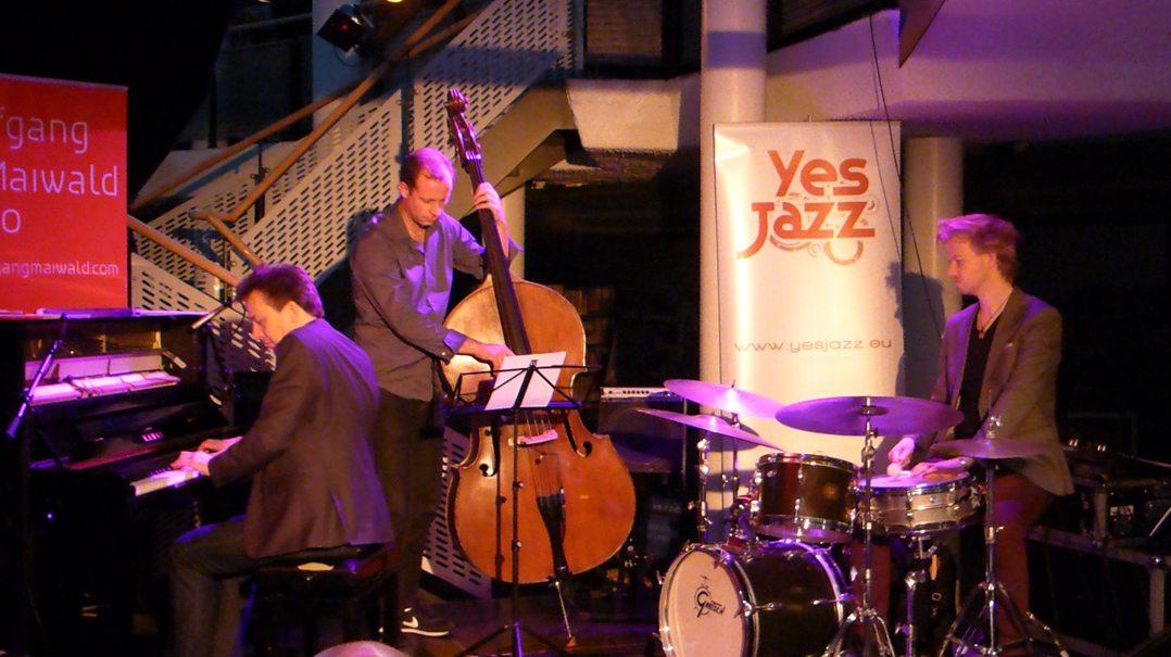 Wolfgang Maiwald Trio-6