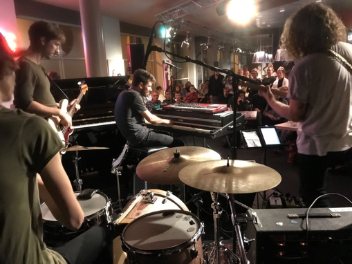 Falktown All Young Stars Jazz Event - 12 november 2017-2