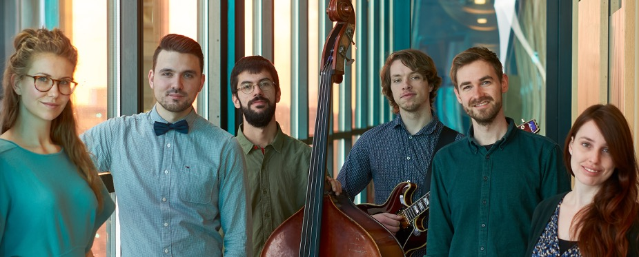HOFNAR Band The Deli Cat HR - bijgesnedenresized