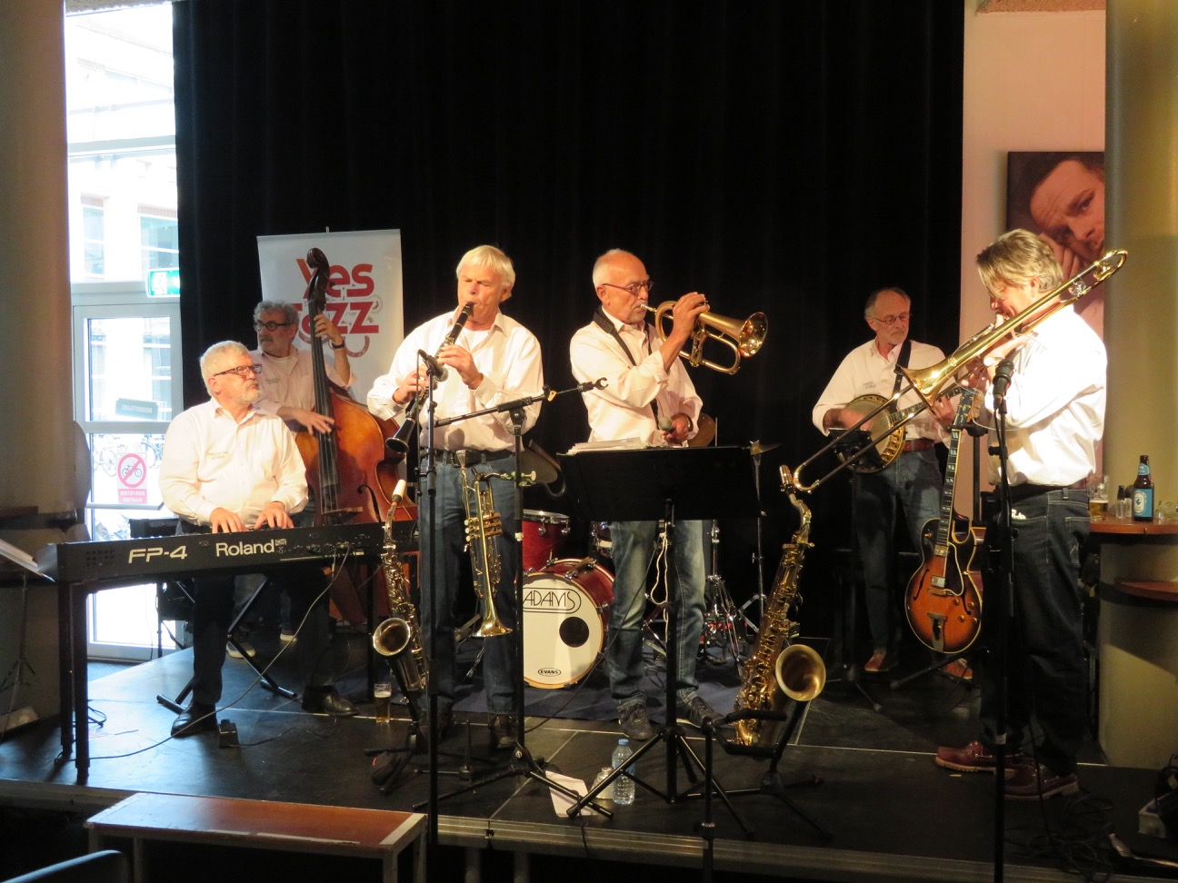 Charlestown Jazzband -1resized