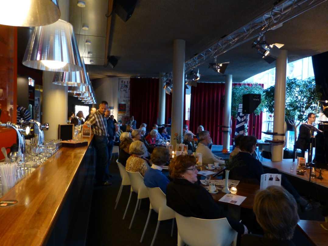 Ellister van der Molen Kwartet 13 jan 2013-8