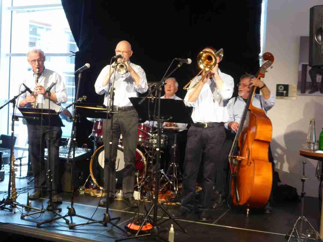 Jay Jay's Border Jazzmen 2016-2