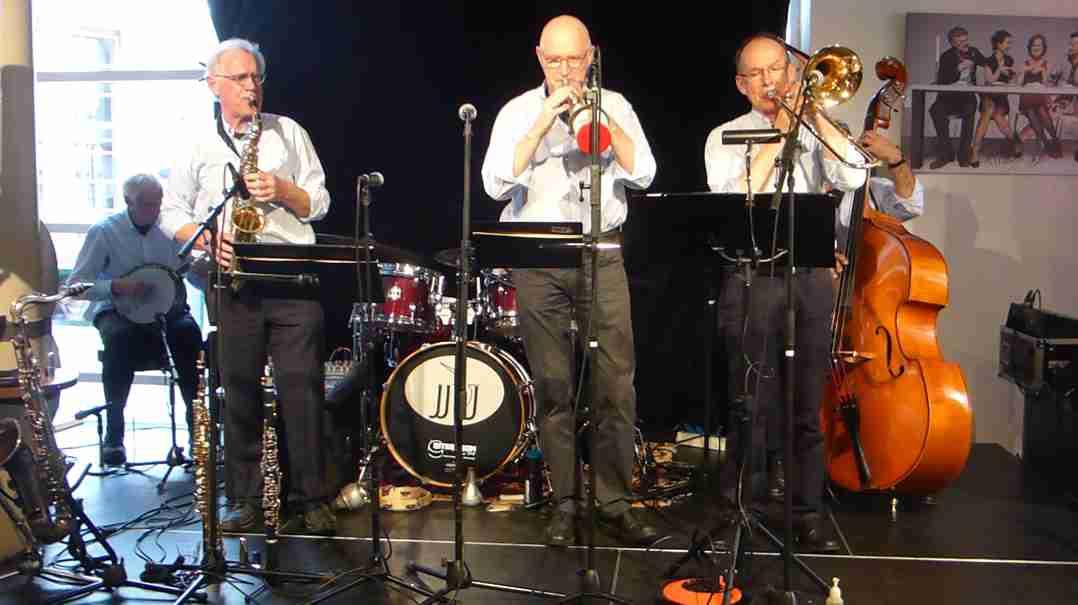 Jay Jay's Border Jazzmen 2016-3
