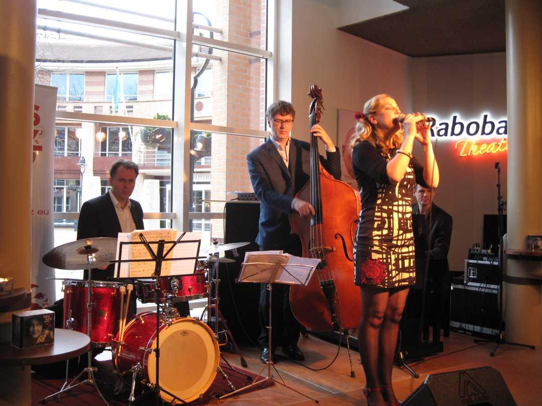 Thaisa Olivia Quartet-1